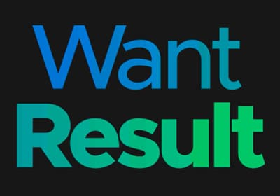 want result
